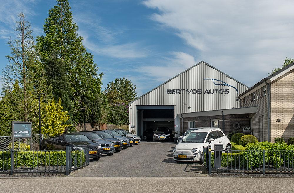Bert Vos auto's