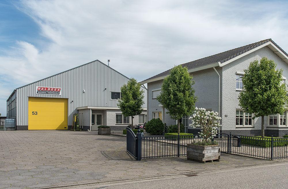 Walbeek Trappen & Kozijnen